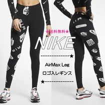 Nike AIR MAX Cotton Oversized Leggings Pants