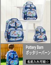 Pottery Barn Unisex Blended Fabrics Petit Kids Girl Bags