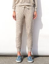 SUNDRY Printed Pants Leopard Patterns Casual Style Street Style