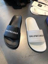 BALENCIAGA Shower Shoes Shower Sandals