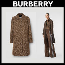 Burberry Monogram Long Coats