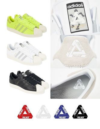 Street Style Collaboration Plain Sneakers