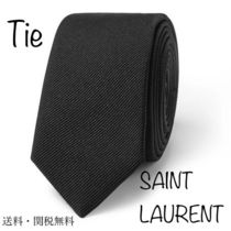 Saint Laurent Ties