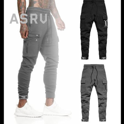 hot product various styles detailed look ASRV 2019 SS Unisex Plain Joggers & Sweatpants