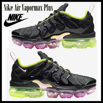 Nike Vapor Max Casual Style Unisex Street Style Bi-color Low-Top Sneakers