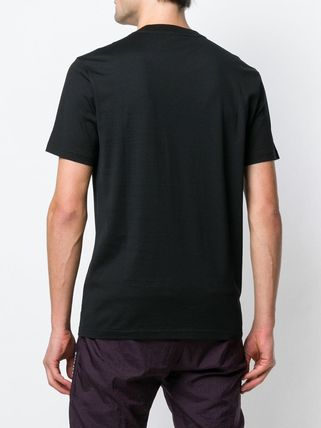 GIVENCHY More T-Shirts Crew Neck Street Style Plain Cotton T-Shirts 10