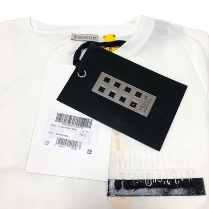 MONCLER More T-Shirts U-Neck T-Shirts 9