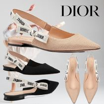 Christian Dior JADIOR Ballet Shoes
