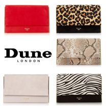 Dune LONDON 2WAY Plain Party Style Clutches