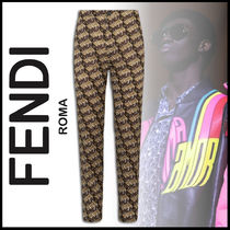 FENDI Silk Pants