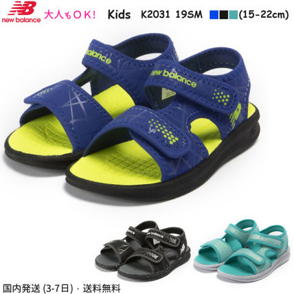 dc90fabed8f09 ... New Balance Kids Girl Sandals Unisex Petit Street Style Kids Girl  Sandals ...
