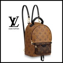 Louis Vuitton Monogram Backpacks