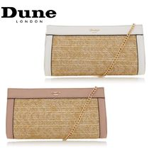 Dune LONDON Casual Style 2WAY Clutches