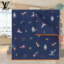 Louis Vuitton Silk Handkerchief