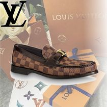 Louis Vuitton Leather Oxfords