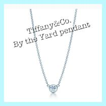 Tiffany & Co BY THE YARD Platinum Necklaces & Pendants