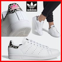 adidas STAN SMITH Unisex Street Style Low-Top Sneakers