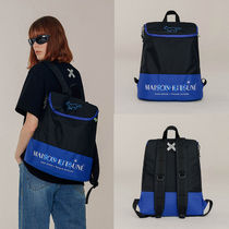 ADERERROR Casual Style Unisex Street Style Collaboration Bi-color Logo