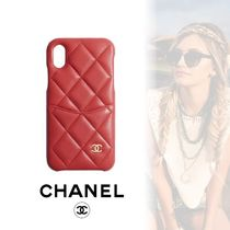 CHANEL TIMELESS CLASSICS Street Style Smart Phone Cases