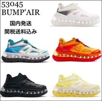 Open Toe Rubber Sole Lace-up Casual Style Oversized