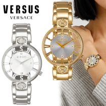 VERSUS VERSACE Round Analog Watches