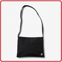 have a good time Unisex Street Style A4 Shoulder Bags