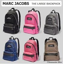 MARC JACOBS THE MARC JACOBS Casual Style Nylon Plain Backpacks
