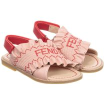 FENDI Petit Kids Girl Sandals