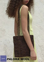 Paloma Wool Casual Style Shoulder Bags