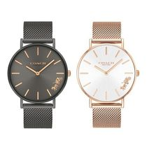 Coach Unisex Quartz Watches Analog Watches