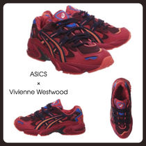 Vivienne Westwood Blended Fabrics Street Style Collaboration Sneakers