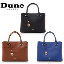 Dune LONDON Casual Style 2WAY Plain Totes