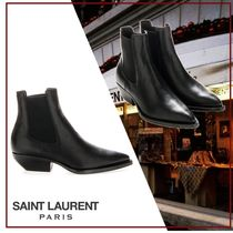 Saint Laurent Ankle & Booties Boots