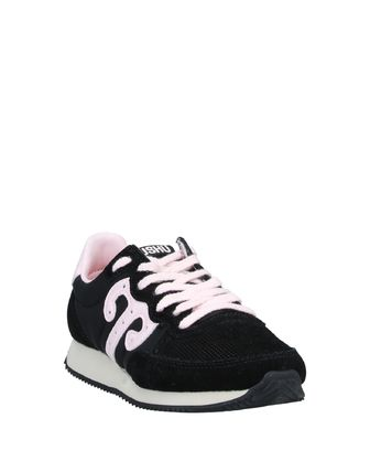 Casual Style Suede Street Style Logo Low-Top Sneakers