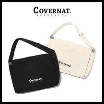 COVERNAT Casual Style Unisex Street Style Shoulder Bags