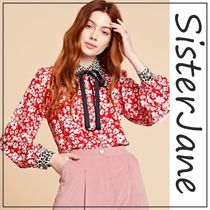 Sister Jane Flower Patterns Long Sleeves Other Animal Patterns
