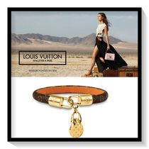 Louis Vuitton Bangles Casual Style Blended Fabrics Bracelets