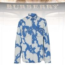 Burberry Long Sleeves Shirts