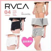 RVCA Casual Style Sweat Street Style Shorts