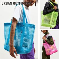 Urban Outfitters Unisex Street Style Plain Totes