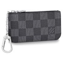 Louis Vuitton DAMIER GRAPHITE Coin Purses