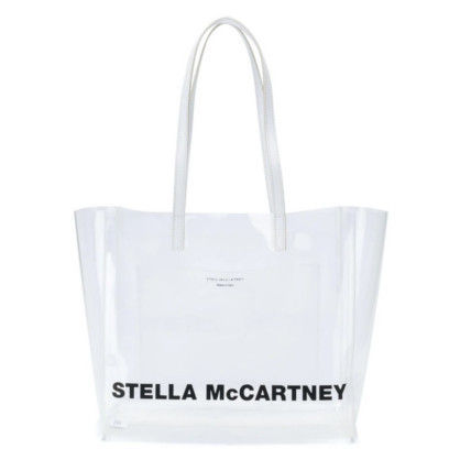 Casual Style A4 Plain Crystal Clear Bags PVC Clothing Logo