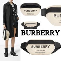 Burberry Casual Style 2WAY Plain Shoulder Bags