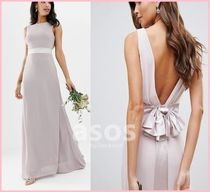 ASOS Maxi Sleeveless Long Home Party Ideas Elegant Style Dresses