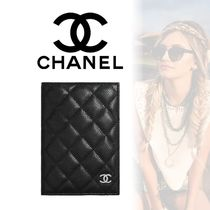 CHANEL TIMELESS CLASSICS Street Style Card Holders