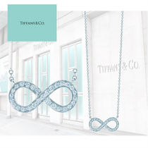 Tiffany & Co TIFFANY INFINITY Platinum Necklaces & Pendants