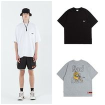 Street Style Short Sleeves Oversized T-Shirts