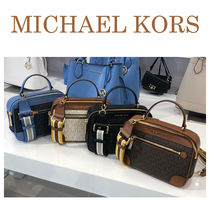 Michael Kors Casual Style 2WAY Leather Shoulder Bags