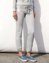 SUNDRY Printed Pants Star Casual Style Street Style Plain Long