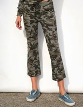 SUNDRY Printed Pants Camouflage Casual Style Street Style Long
